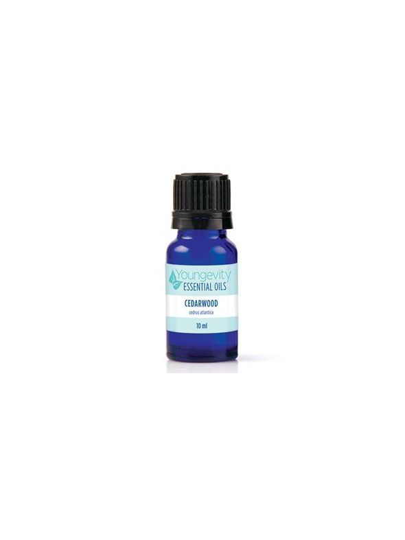 Cedarwood Essential Oil - 10ml