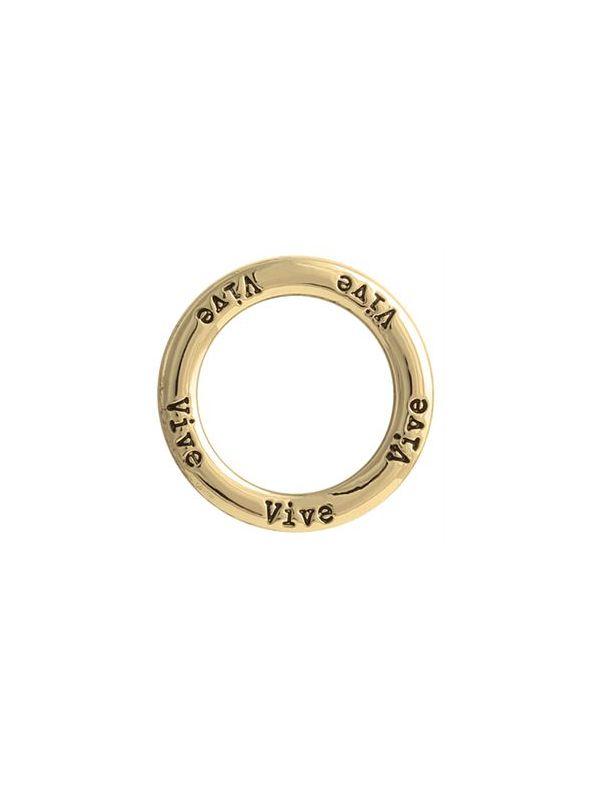 'Vive' Large Gold Frame