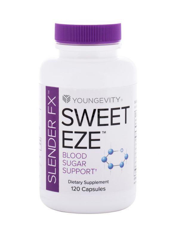 Slender FX™ Sweet Eze™ - 120 capsules