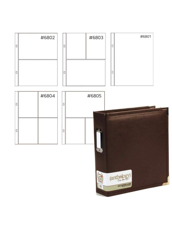 6x8 Album Sheet Protector Bundle