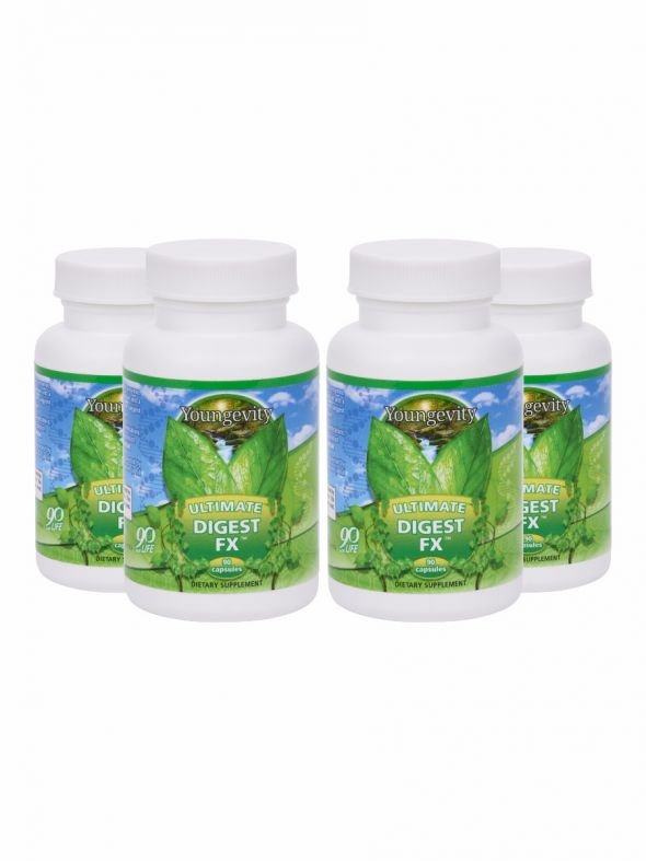 Ultimate Digest Fx™ - 90 capsules (4 Pack)
