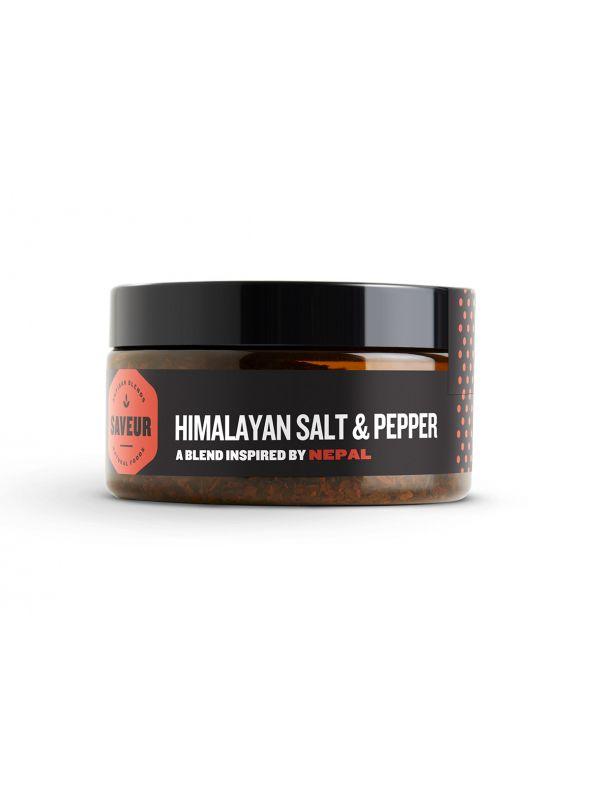Himalayan Salt & Pepper